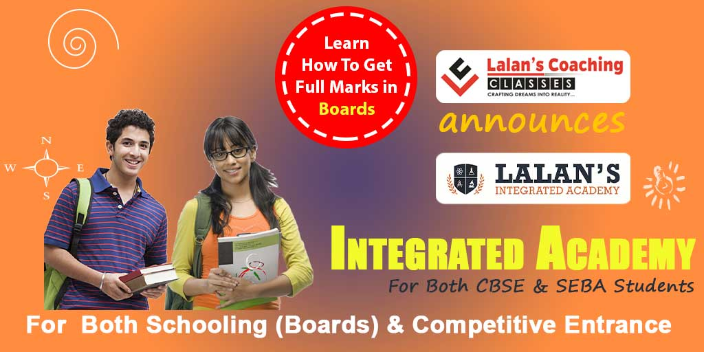 Boards Schooling with JEE Main Advanced and NEET