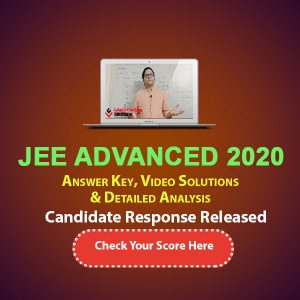 JEE-Advanced-2020-Answer Key-Response-Released